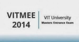 VITMEE 2014 exam