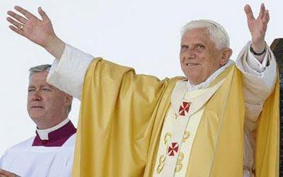 Datuk Najib temui Pope Benedict XVI
