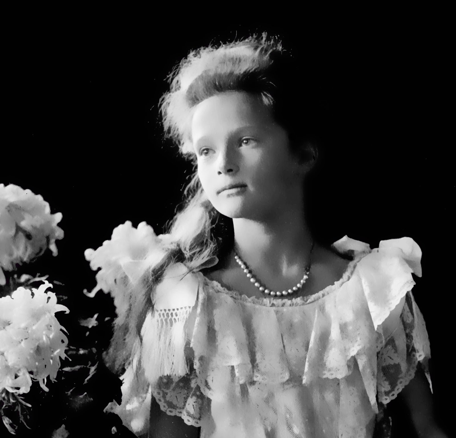 GRAND DUCHESS TATIANA ROMANOV