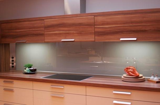Glad Keuken Achterwand : Keuken achterwand van glas mooi en duurzaam design glasmaatje