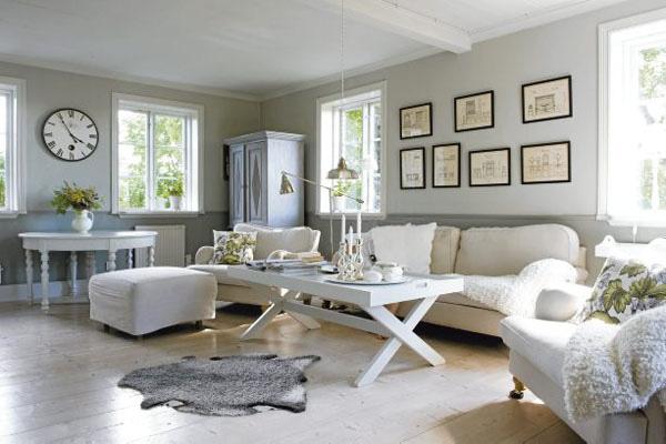 Moois en liefs mooi wit wonen - Mooi huis deco interieur ...