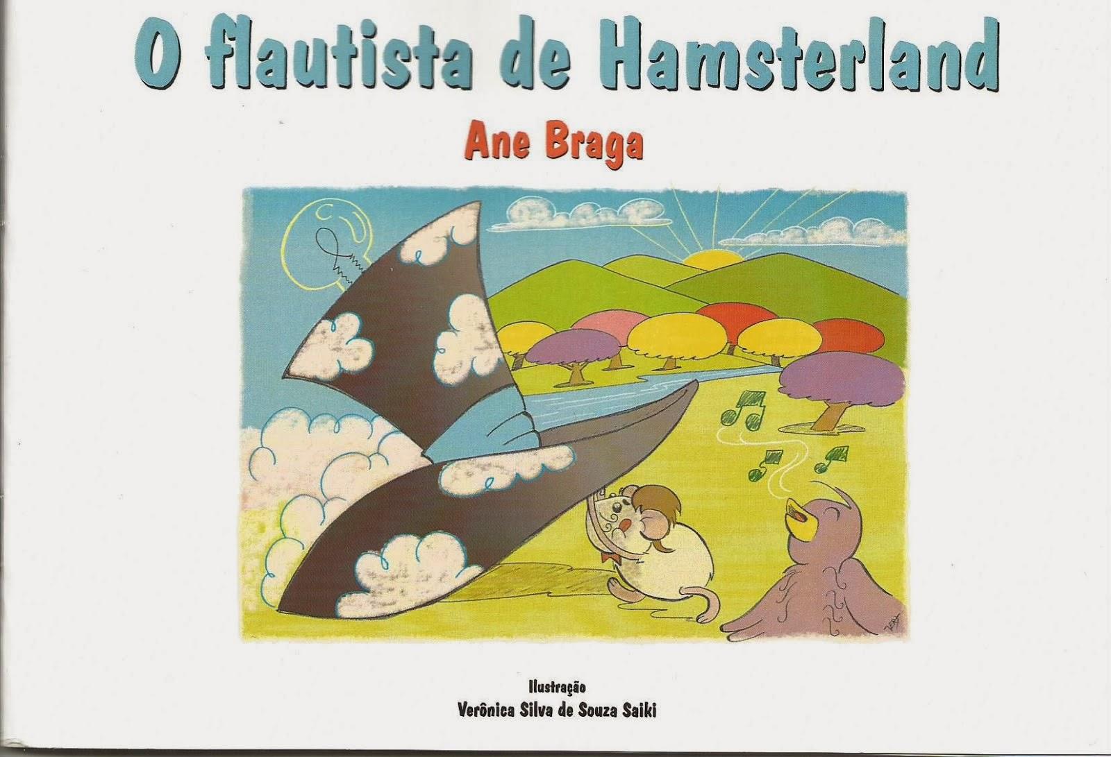 O Flautista de Hamsterland