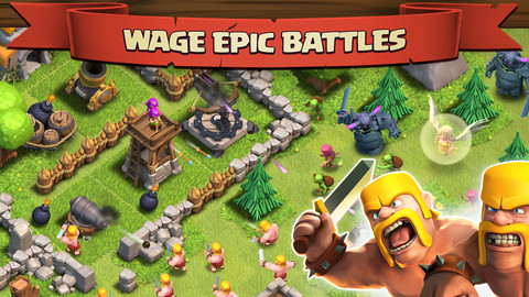 Clash of Clans - v3.124 IPA