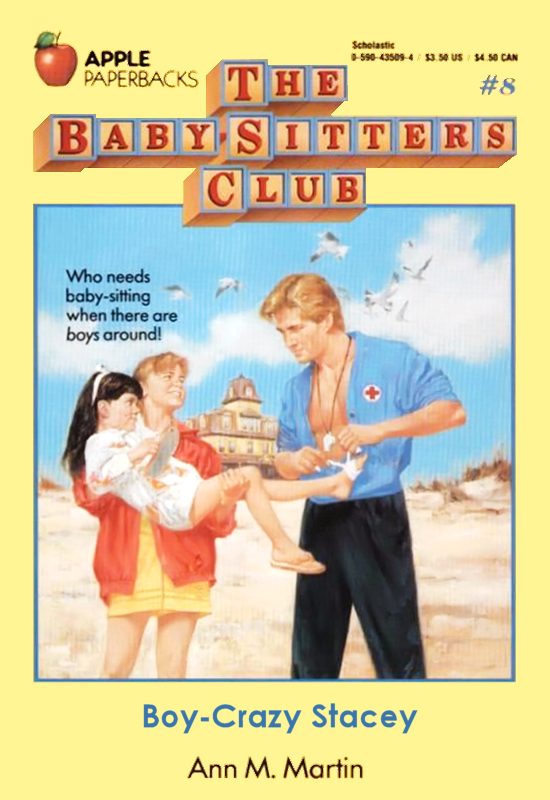 Lot of 8 The Babysitters Club -Apple Paperbacks, Scholastic, Ann Martin