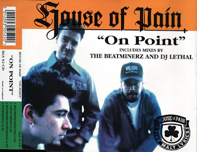 House Of Pain – On Point (CDS) (1994) (320 kbps)