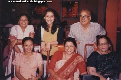 Madhuri Dixit Kids