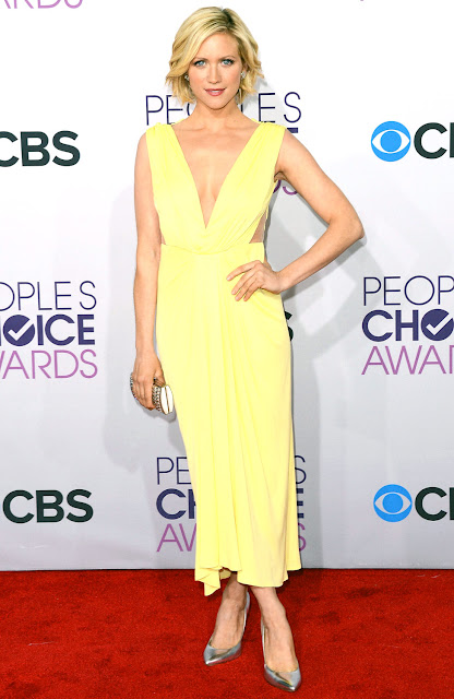 Brittany Snow at The Peoples Choice Awards 2013
