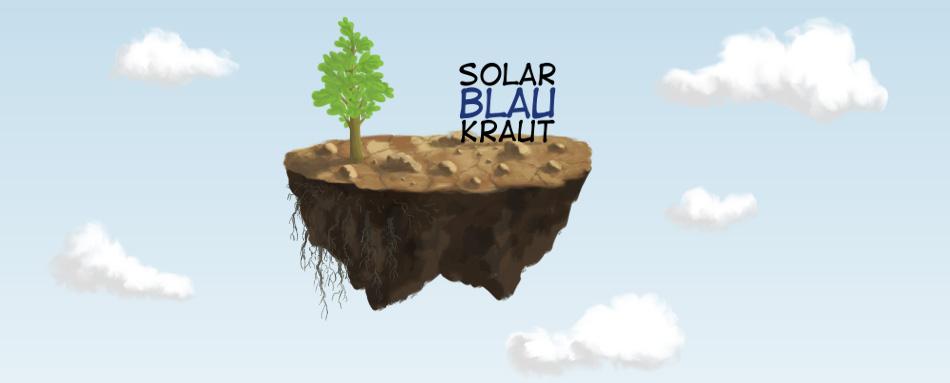 Solarblaukraut