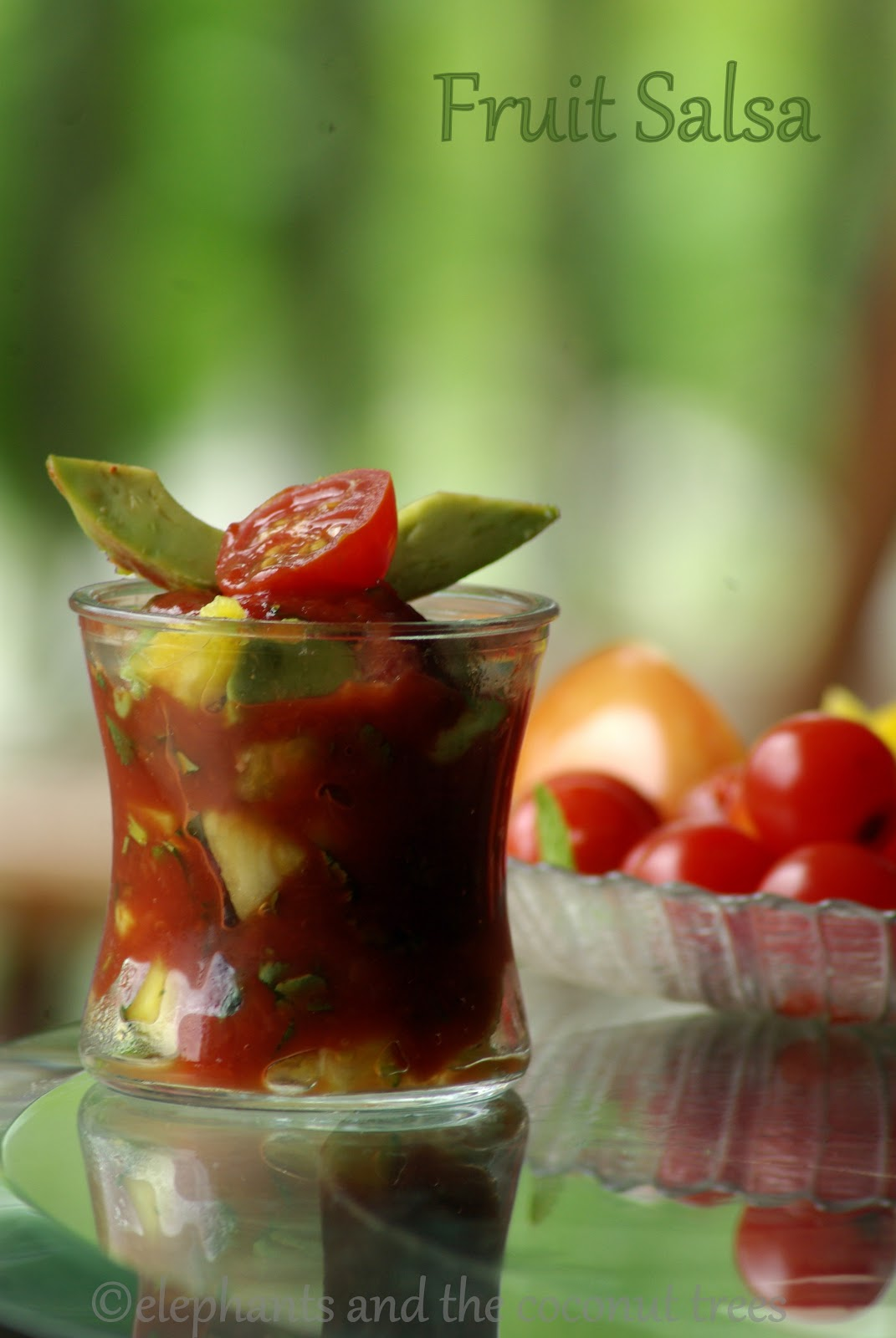 tropical fruit sautéed shrimp with warm tropical fruit salsa recipe ...