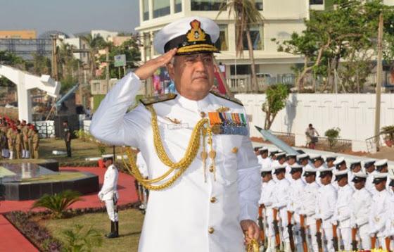 Vice Admiral Satish Soni