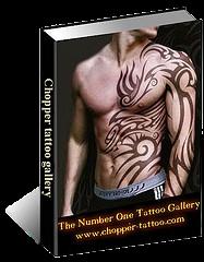 Chopper tattoo gallery