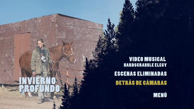 Invierno Profundo [Winters Bone] DVDR Menu Full [Español Latino] ISO NTSC