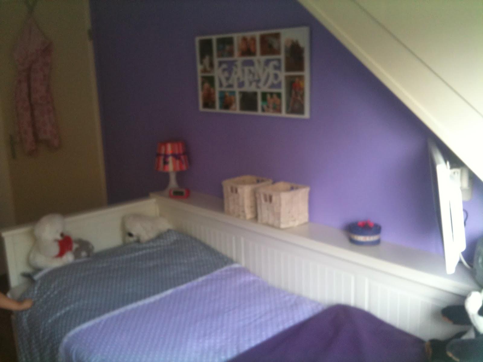 Welkom bij saartje71: nieuwe kamer