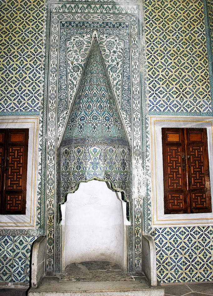 османская роспись