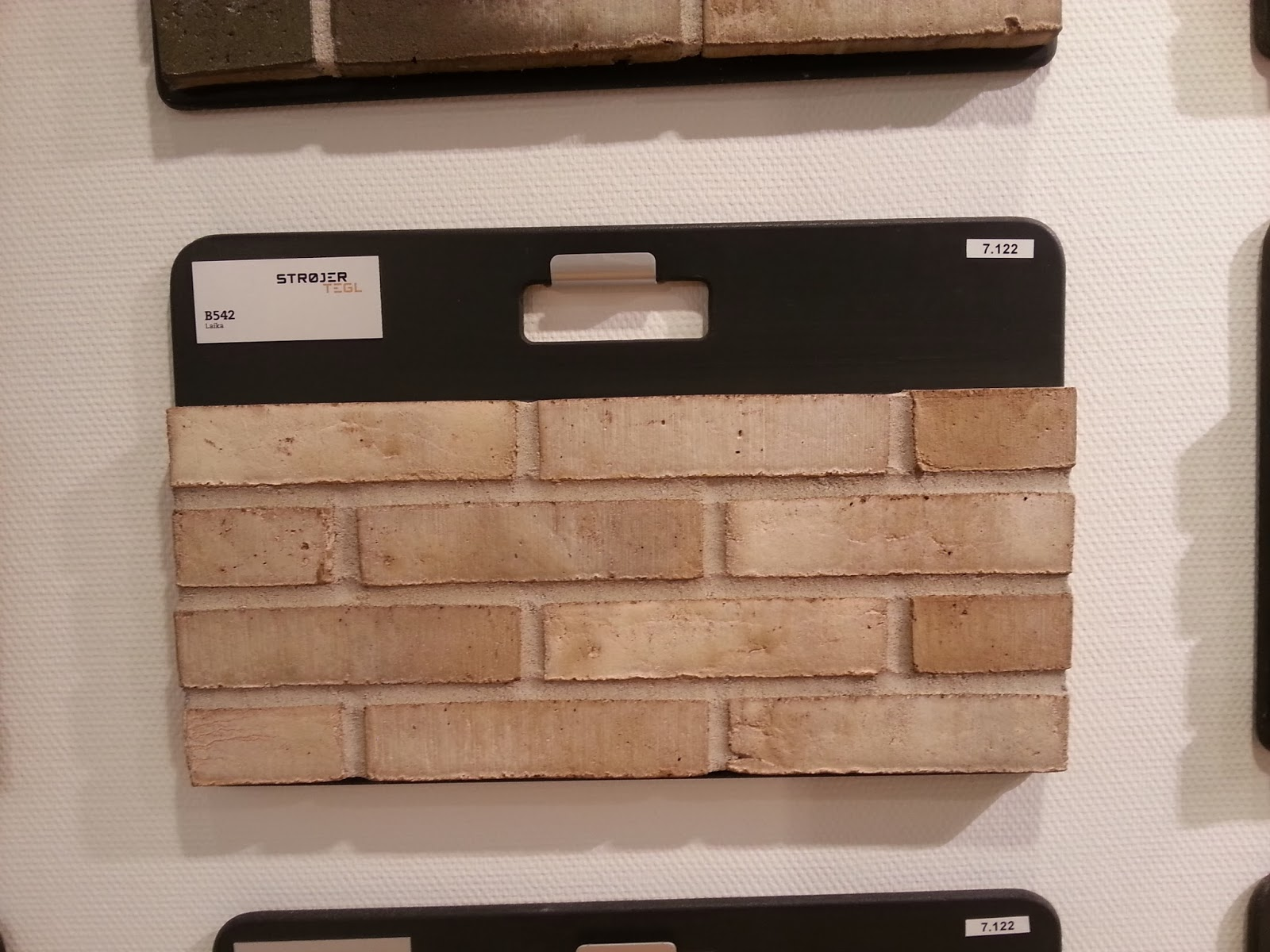 Huscompagniets mursten - Strøjer Tegl, Laika B542