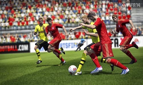 Download FIFA 14 Ultimate Edition Game PC Free Full ISO