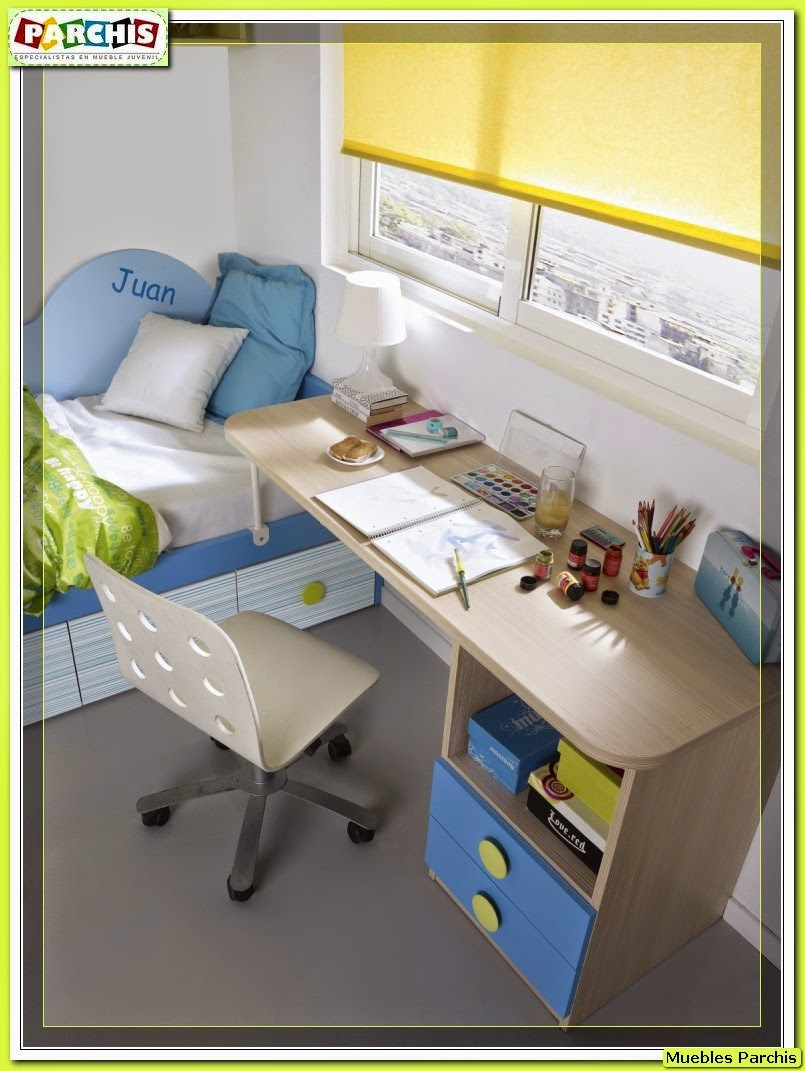 Muebles juveniles dormitorios infantiles y habitaciones juveniles en madrid catalogo muebles - Dormitorios juveniles en madrid ...