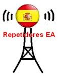 Mapa Repetidores CT e EA