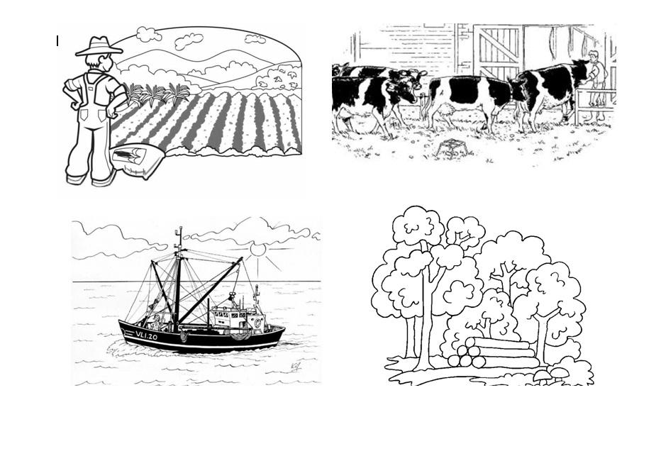 Actividades Primarias Dibujos