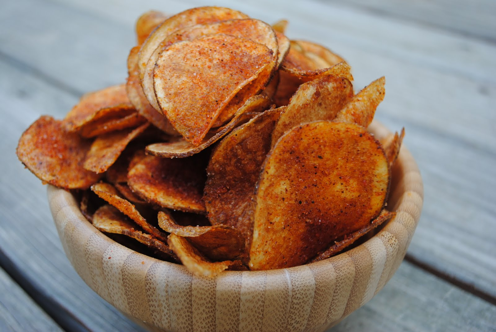 BBQ Potato Chips from Shugary Sweets