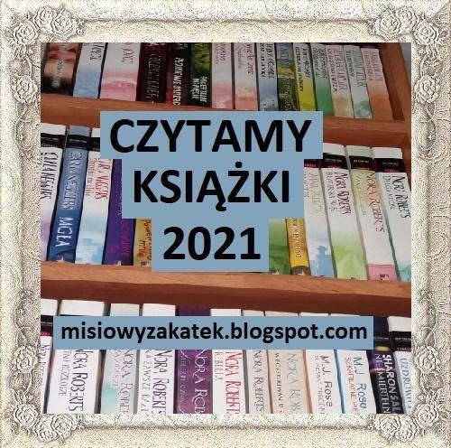 Czytamy książki 2021