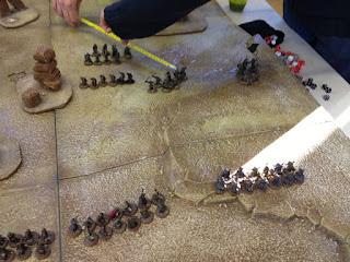 The Hobbit SBG - Mordor Uruk Hai advance