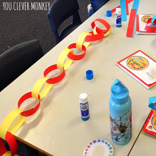 Making Patterns in Preschool | you clever monkey