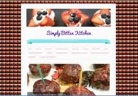 blog directory of Simply Bitten Kitchen