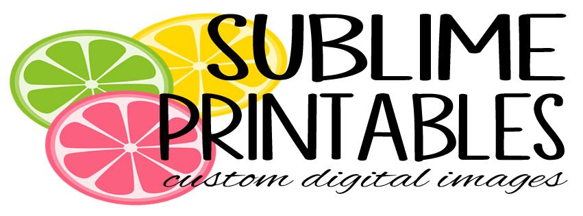 Sublime Printables