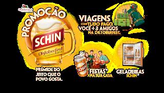 """Promoção  """"Oktoberfest Schin – Do Jeito Que O Povo Gosta"""""""