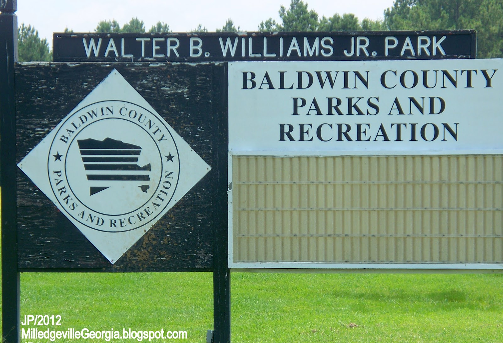WALTER B WILLIAMS PARK Baldwin County Georgia Parks And Recreation Department City Swimming Pool Milledgeville GA