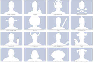 Kumpulan Foto Default Mod Facebook