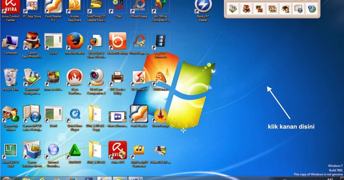 Install Arabic Pada Windows 7 Amp Windows 8 Bimbel Era Jenius