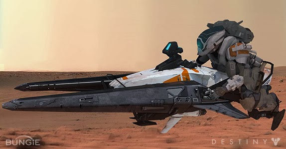 shrike vehicle destiny