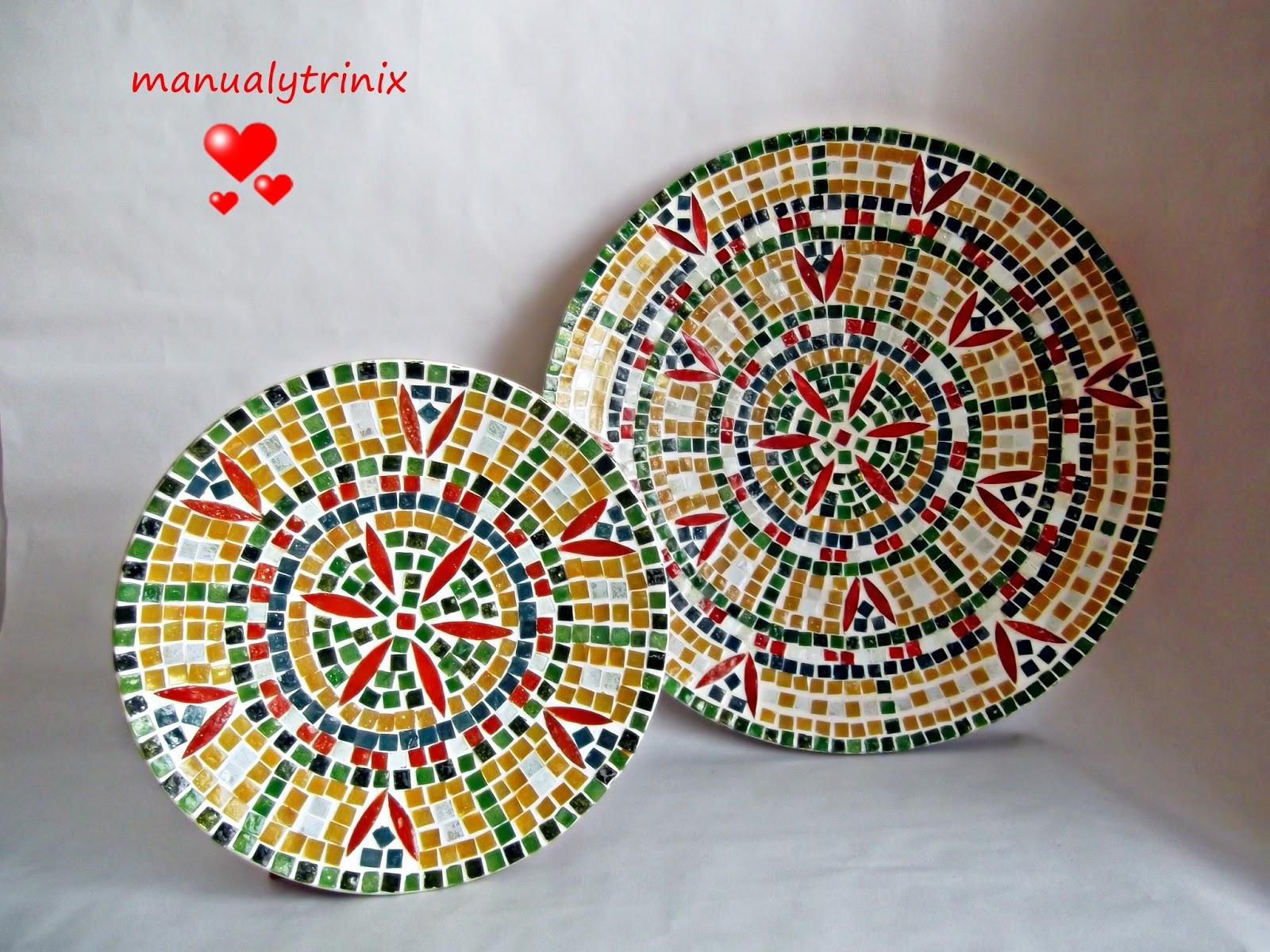 Manualidades manualytrinix decoracion de objetos con cds for Cd reciclados decoracion