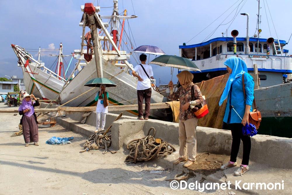Sunda Kelapa Harbour - Jakarta Old Town