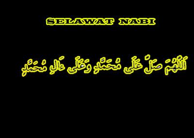 Isi Hari Dengan Berselawat ke Atas Nabi Muhammad S.A.W
