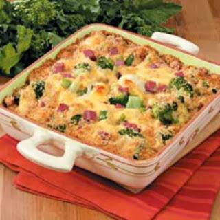 lasagne ai broccoli e prosciutto cotto (clicca e condividi)