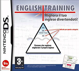 English Training – Have Fun Improving Your Skills (Español) (Nintendo DS)