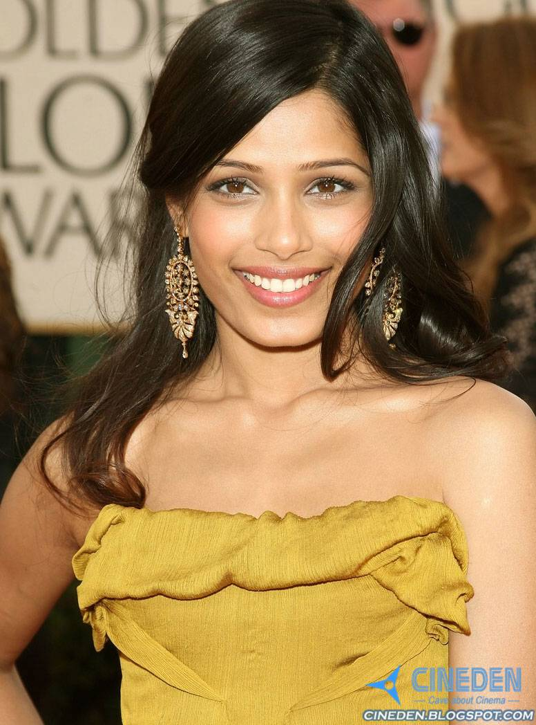 Freida Pinto says, I will never work with Dev Patel again