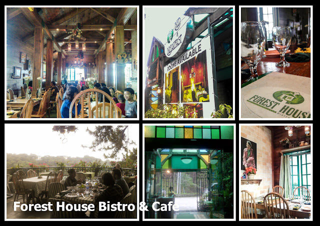 Forest House Bistro & Cafe