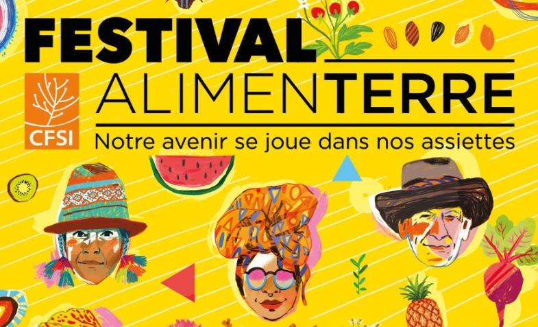 Festival ALIMENTERRE, du 15 octobre au 30 novembre 2018
