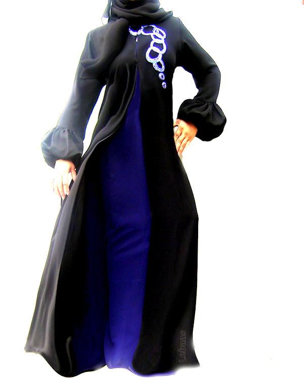 Hoor Collection: Abaya Fashion: Latest Abaya Styles