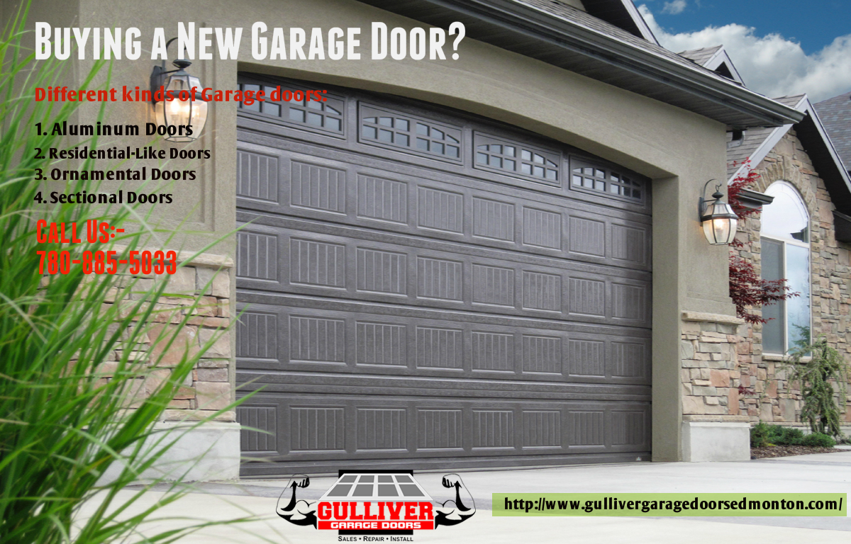 Buying A New Garage Door Heres A Guide For You Garage Door