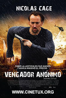 Ver Película Vengador Anónimo Online Gratis (2012)