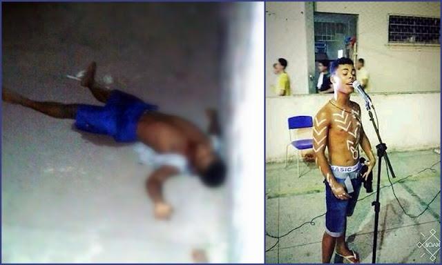 Jovem assassinado no Porto Dantas durante assalto foi sepultado hoje