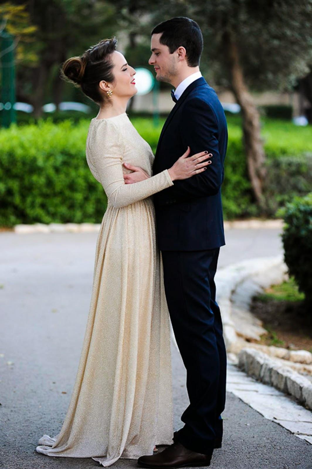 Espectaculares vestidos de novias | Colección Chana Marelus