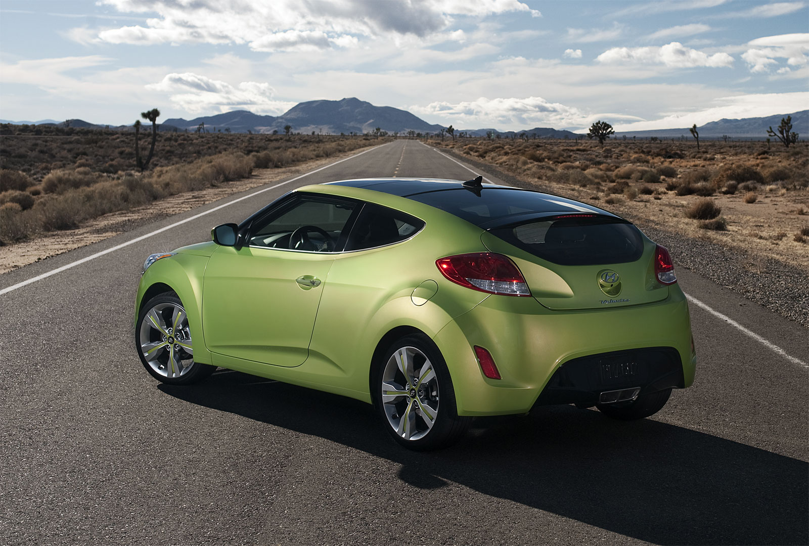 Sport Cars Hyundai Veloster Hd Wallpapers 2012