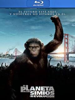 El Planeta de los Simios: Revolucion (2011) BrRip Latino Ciencia Ficcion