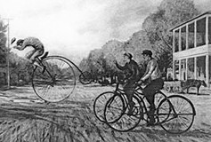 Andi Carter S Blog Bicycles In The 1880s